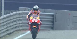 Hasil MotoGP Amerika: Marquez Tercepat FP3