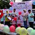 Dalam Rangka Pekan Asi Sedunia Persagi Klaten gelar Layanan Gratis Di Car Free Day