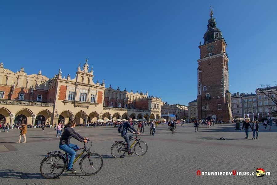 Lonja de los Paños, Cracovia