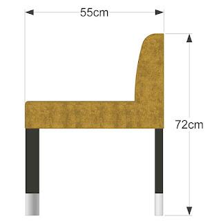 Sketchup - Chair-049