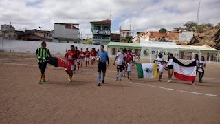 Três partidas abriram Campeonato Municipal de Futebol de Campo em Picuí