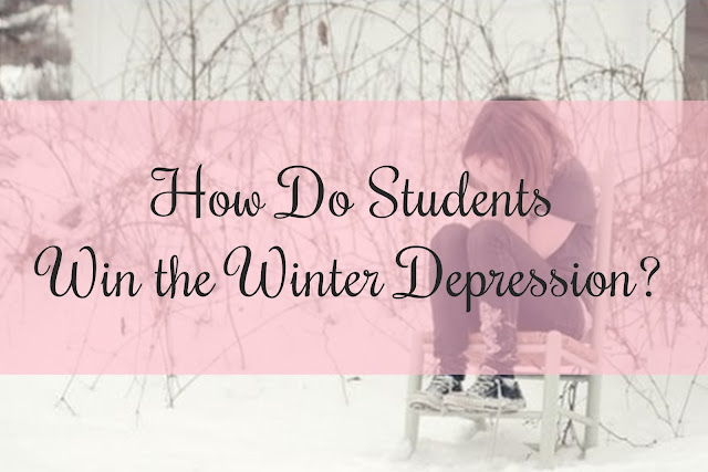 winter depression, students, essay writing, health