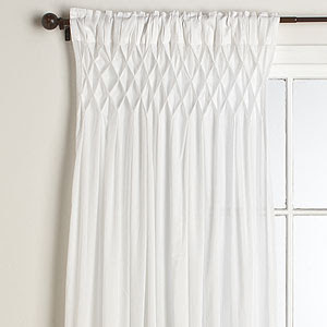 Pottery Barn Smocked Drapes Decor Look Alikes