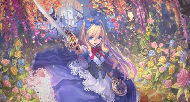 Alice in Wonderland Wallpaper Engine