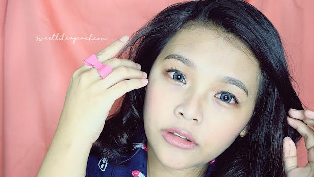 Tips Cara Memilih Softlens Supaya Tidak Iritasi - beauty blogger Indonesia