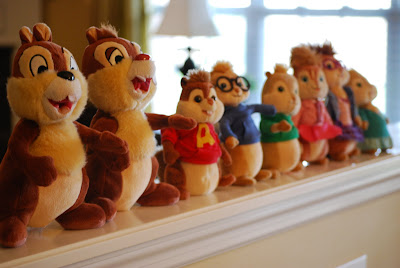 chip dale meet alvin and the chipmunks