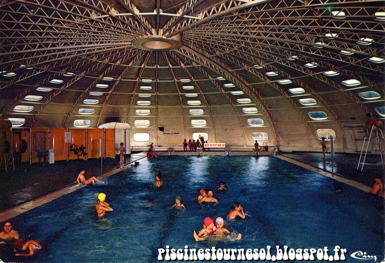 Piscines tournesol piscine tournesol cours la ville for Piscine de molenbeek cours de natation