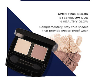 avon catalog True Color Eyeshadow Duo