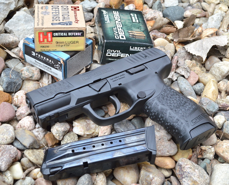 Walther Creed 9mm Pistol Review