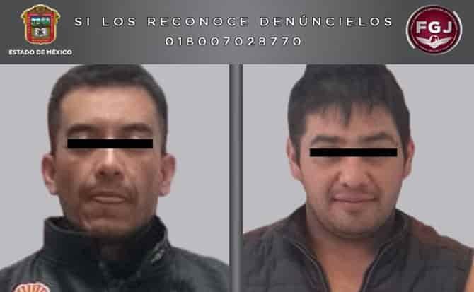 Delincuentes, proceso, detenidos