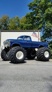 1979 Ford F-350 Monster Truck For Sale