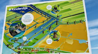 Diario di viaggio  in Olanda  (Kinderdijk - aprile 2015 - III parte)