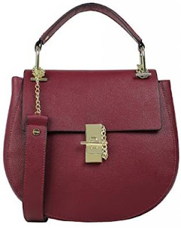 Lush Leather Parisian Pin Satchel