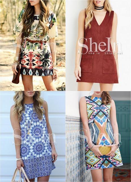 sukienka na wiosnę, modne sukienki, moda, fashion, sukienki we wzory, wzorzyste sukienki