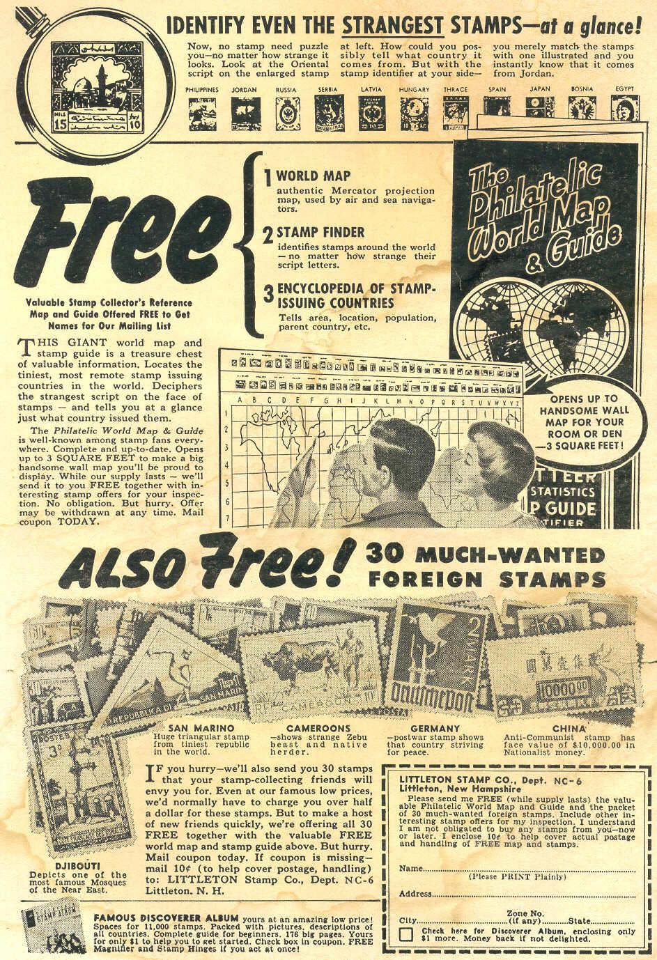 Strange Adventures (1950) issue 81 - Page 2