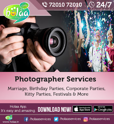 Photographer Services in Ahmedabad