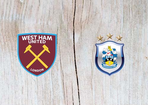 West Ham vs Huddersfield - Highlights 16 March 2019