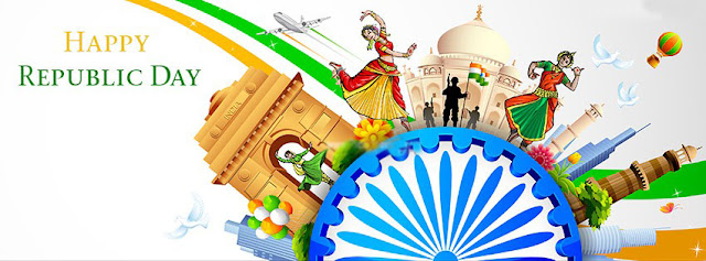 Republic Day Facebook Cover Pictures