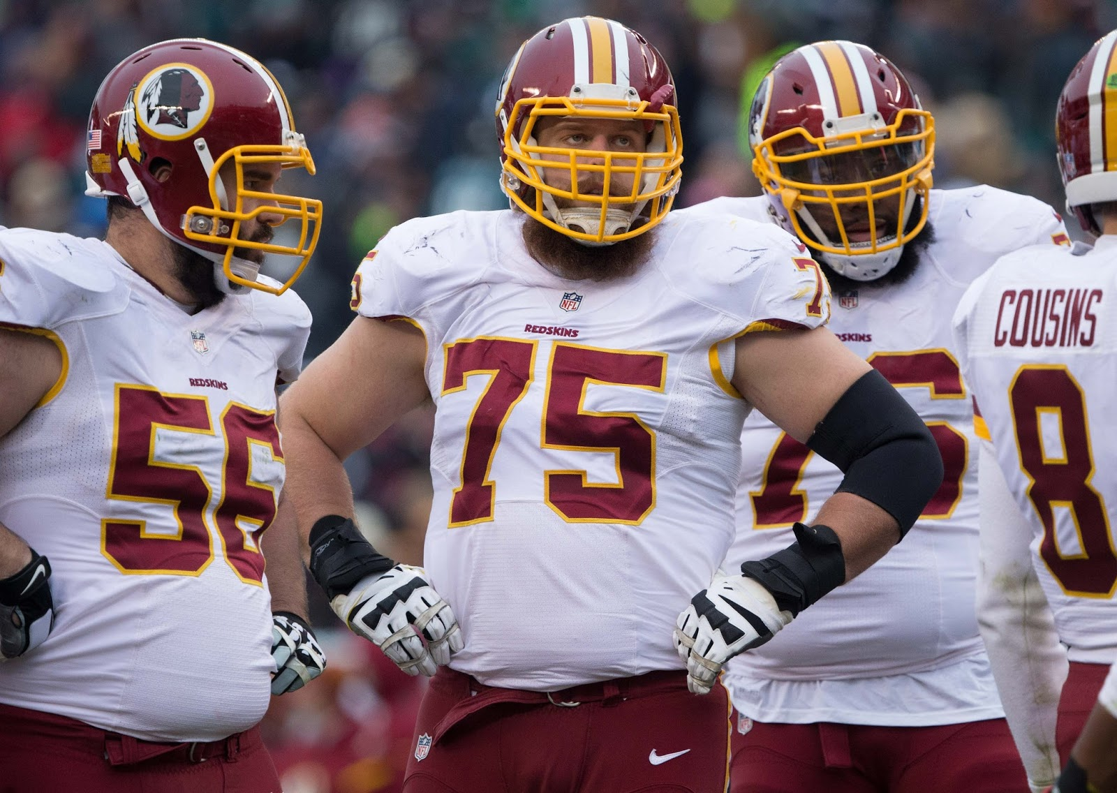 Neil Cornrich & NC Sports LLC Can Brandon Scherff do something