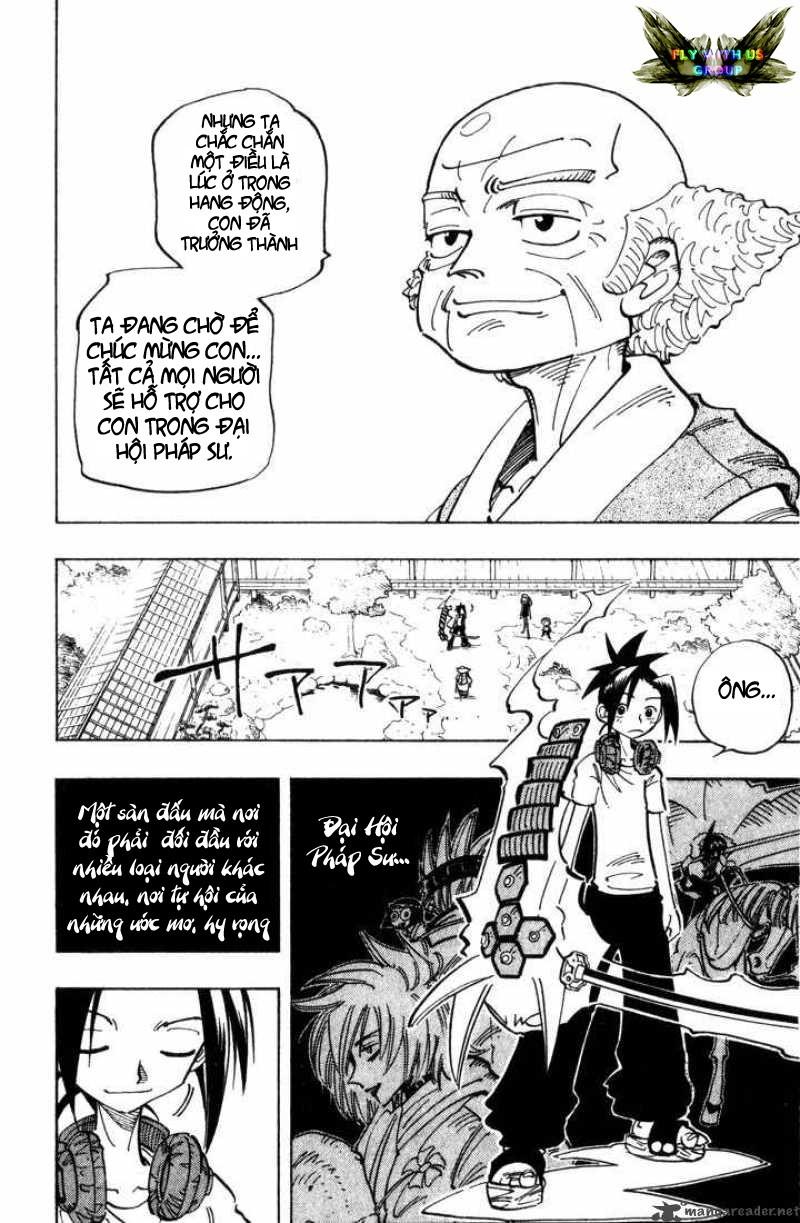 Shaman King [Vua pháp thuật] chap 53 trang 19