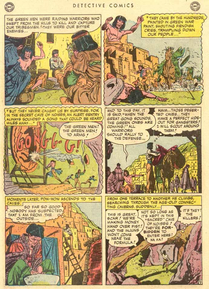 Read online Detective Comics (1937) comic -  Issue #159 - 45