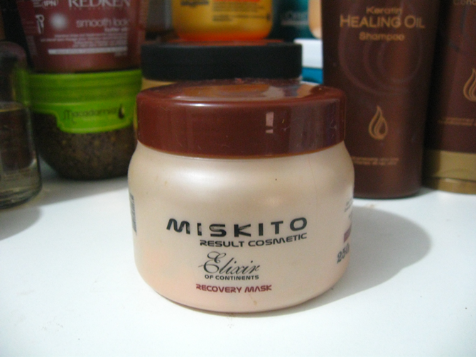 Máscara Elixir Of Continents Miskito