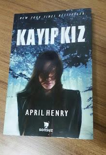 April Henry - Kayıp Kız
