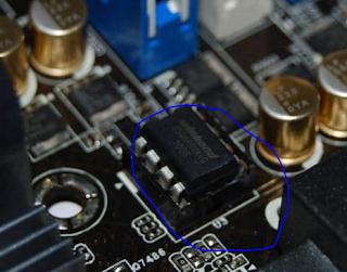fungsi uefi pada motherboard