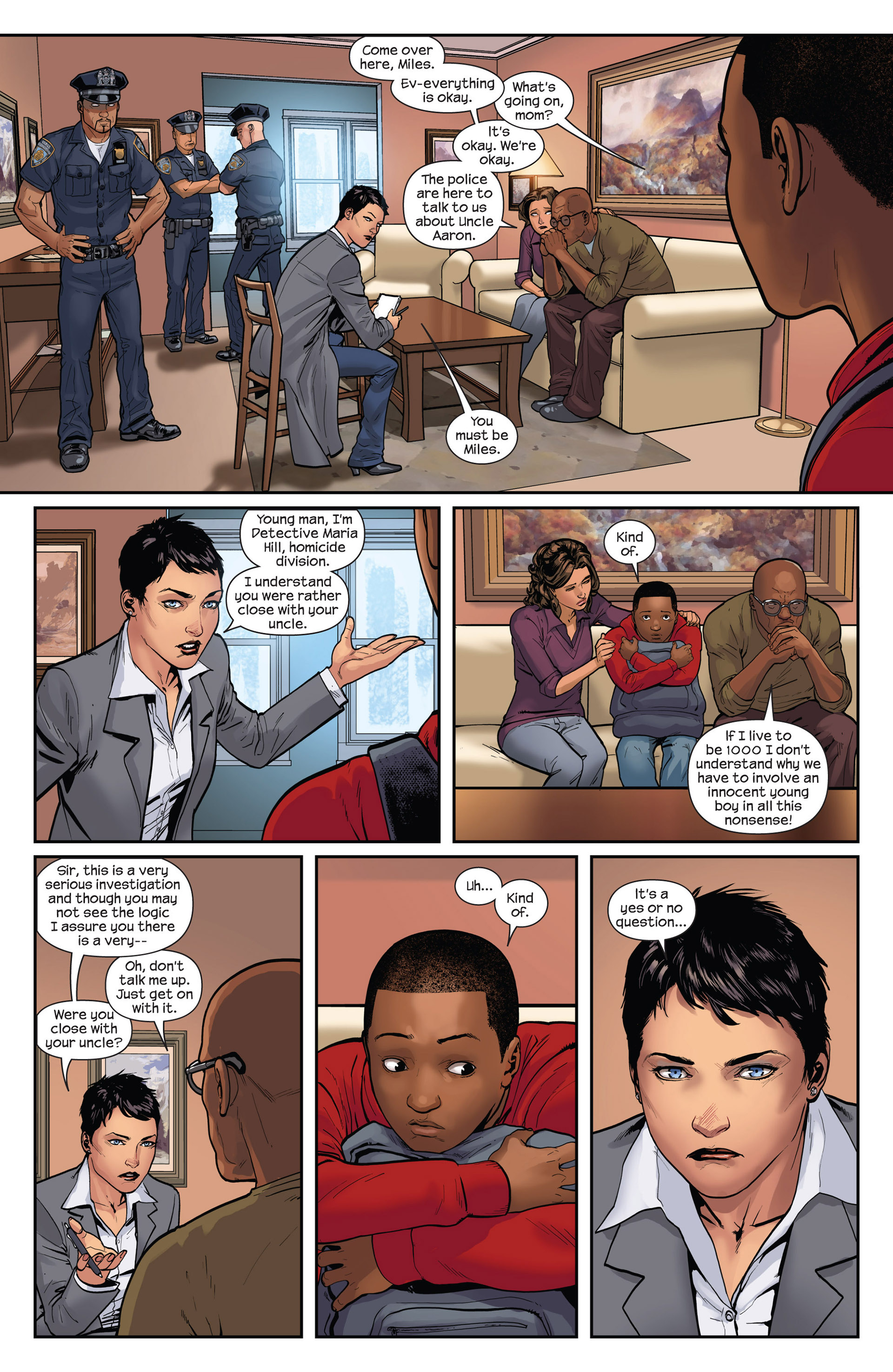 Read online Ultimate Comics Spider-Man (2011) comic -  Issue #15 - 10
