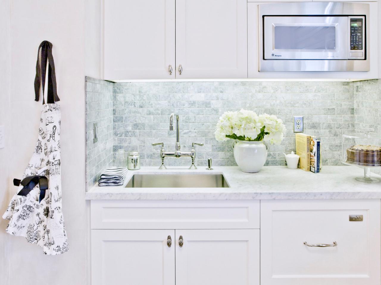 Cara Memasang Marmer Pada Kitchen Set Untuk Mempercantik Dapur