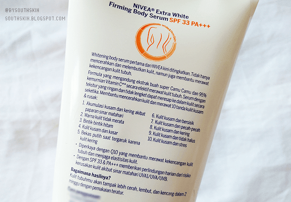 review-nivea-extra-white-firming-body-serum-spf-33