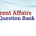 Current Affairs Question Bank: April 2018