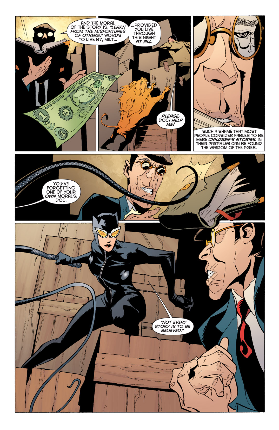 Detective Comics (1937) 846 Page 16