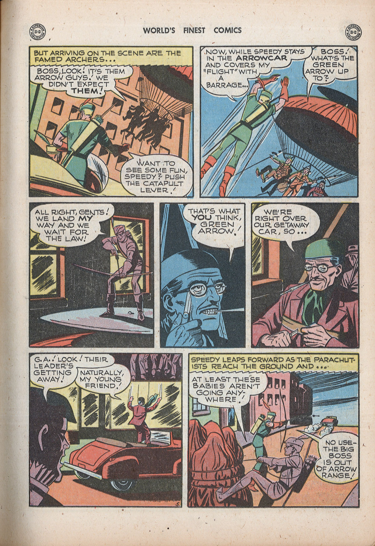 Read online World's Finest Comics comic -  Issue #32 - 21