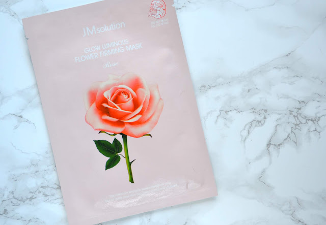 JM Solution Glow Luminous Flower Firming Mask