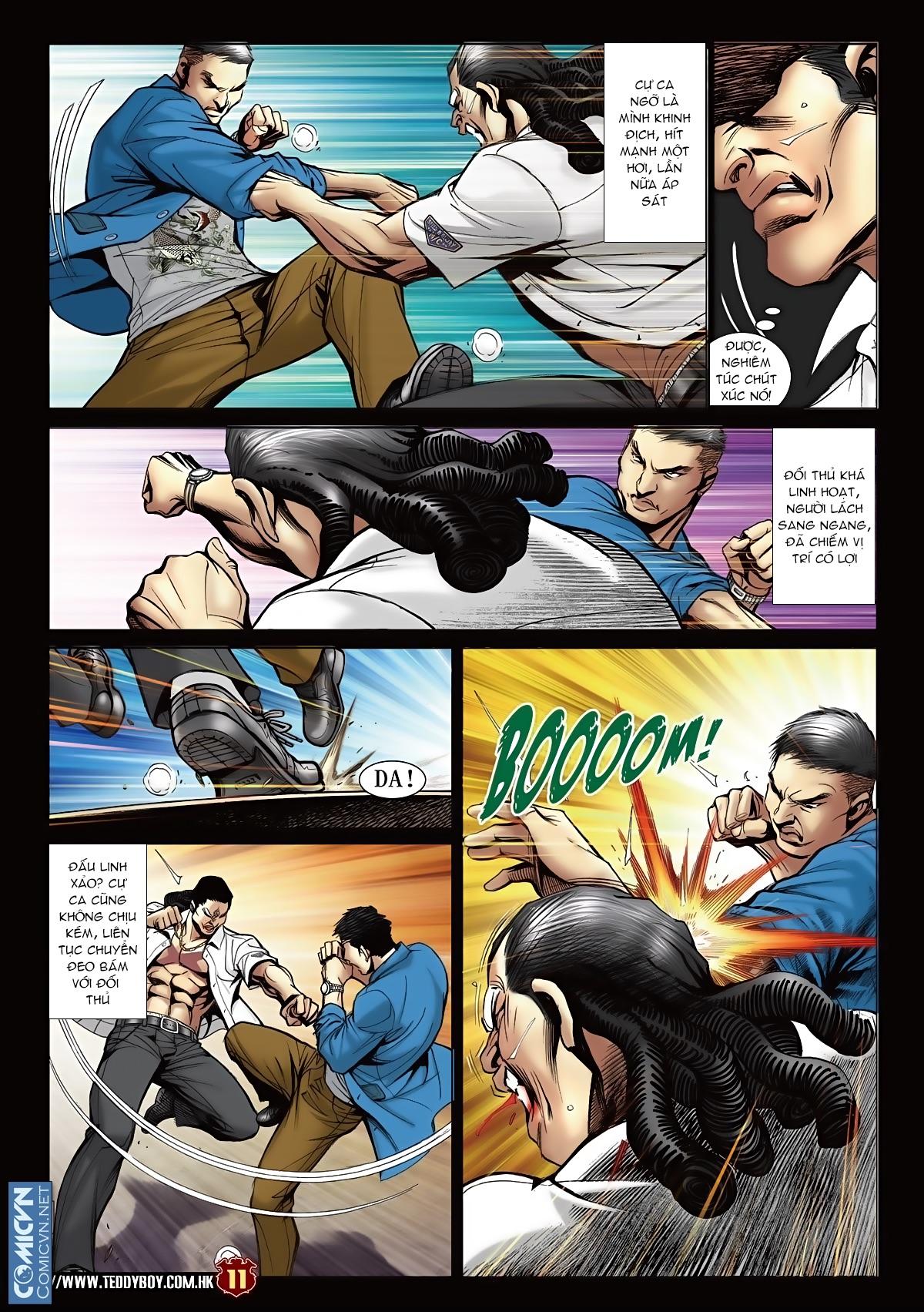 Người Trong Giang Hồ - Chapter 1555: Quá khứ khó quên 2 - Pic 10