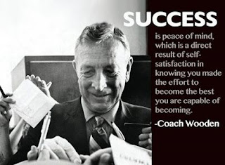 quotes, quote. motivational, inspirational, John Wooden