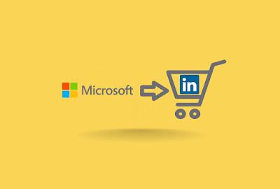 Microsoft compra linked in por 26.200 millones