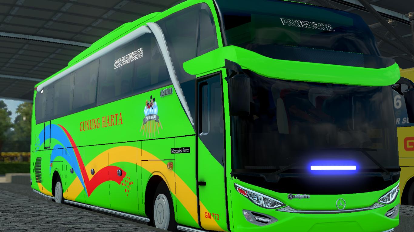 Tutorial Membuat Livery Bus Jetbus 2 Shd