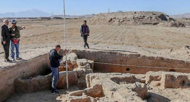Achaemenid era discoveries in Iran's Fars Province under study