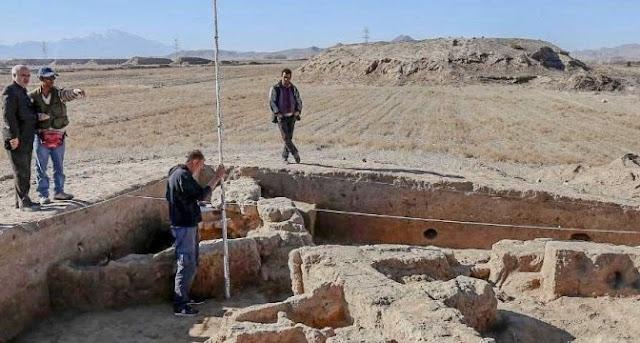 Achaemenid era discoveries in Iran's Fars Province under study