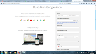 daftar account gmail