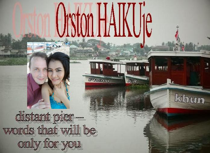 Orston HAIKUje