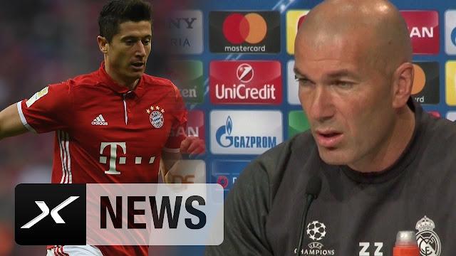 EPL Transfer news: Chelsea show interest for Zidane, Lewandowski
