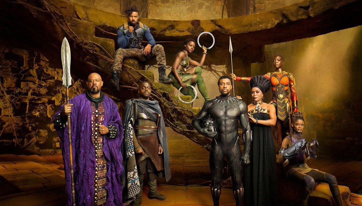 Filme Africano throughout diário de uma africana : 5 motivos para ver black panther agora!