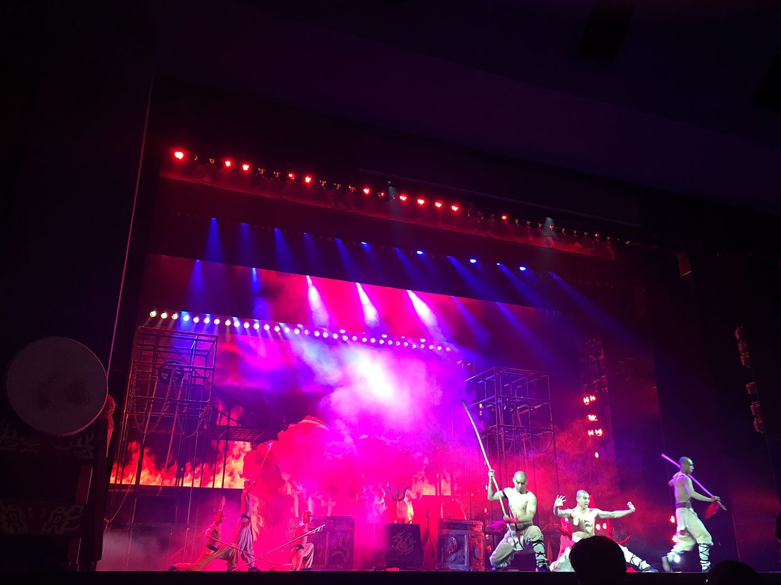 Kung Fu Show, Red Theater Beijing