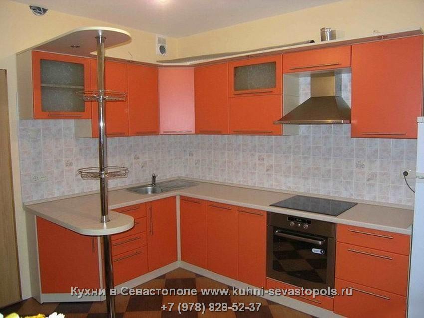 Крашеные фасады из мдф для кухни цена