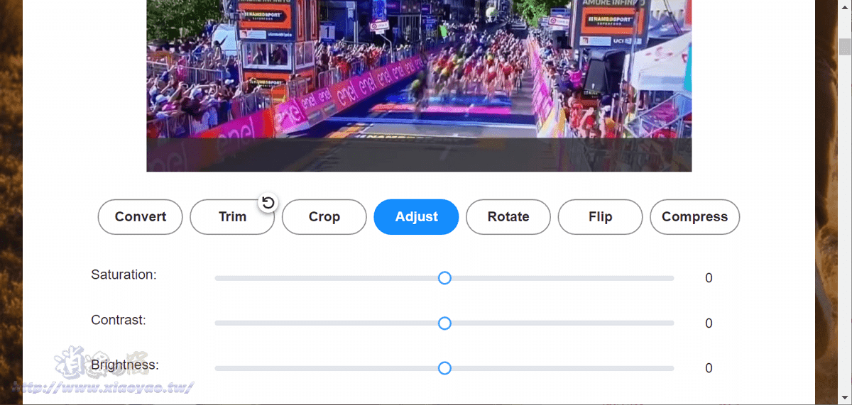 KeepVid 免費線上影片轉檔和編輯