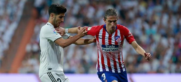 ريال مدريد يتعادل مع اتلتيكو مدريد في دربي العاصمة