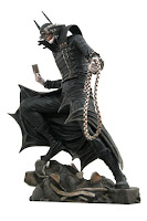 Diamond Select Gallery PVC Diorama DC Comics Dark Knights Metal Batman Who Laughs 001